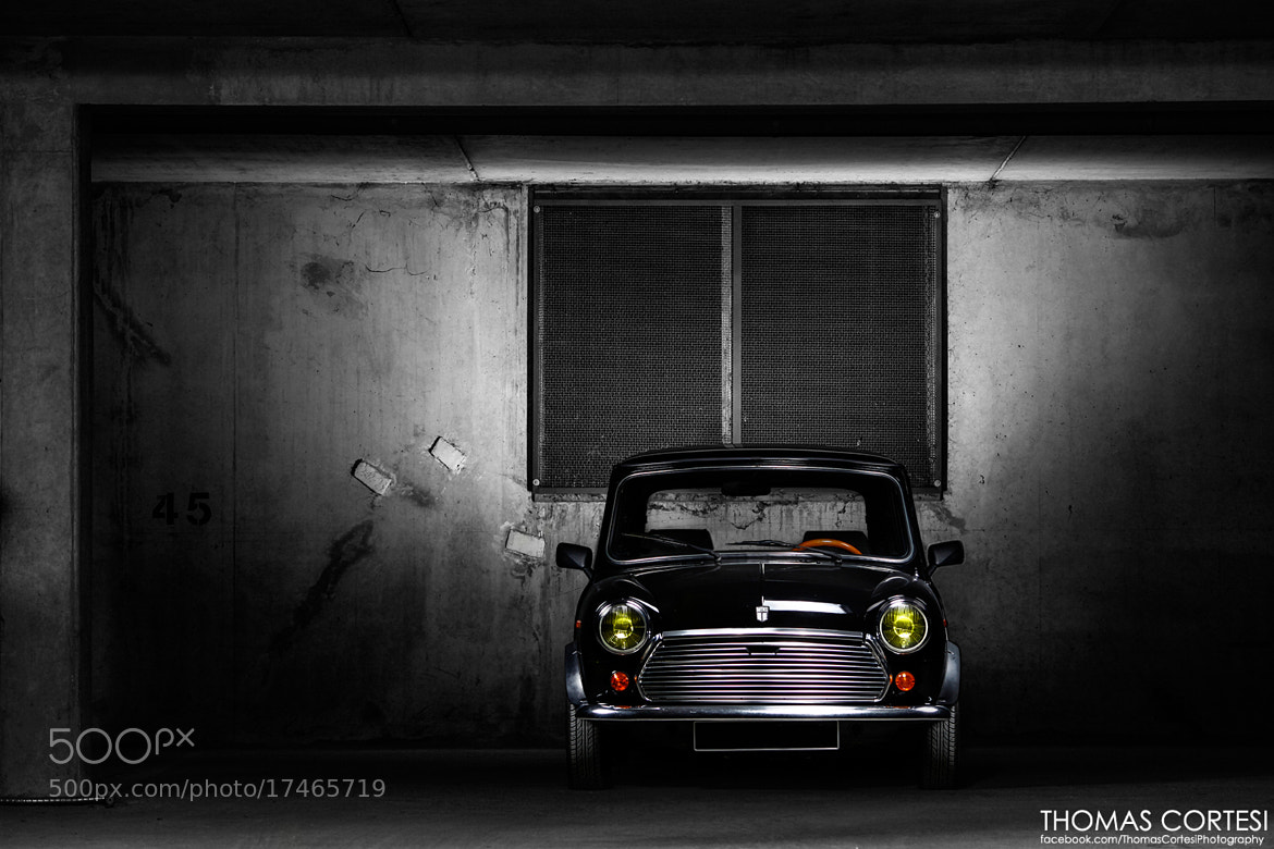 Photograph Austin Mini by Thomas Cortesi on 500px