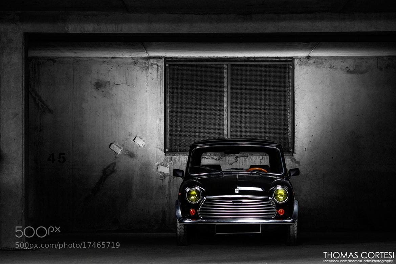 Photograph Austin Mini by Thomas Cortesi on 500px