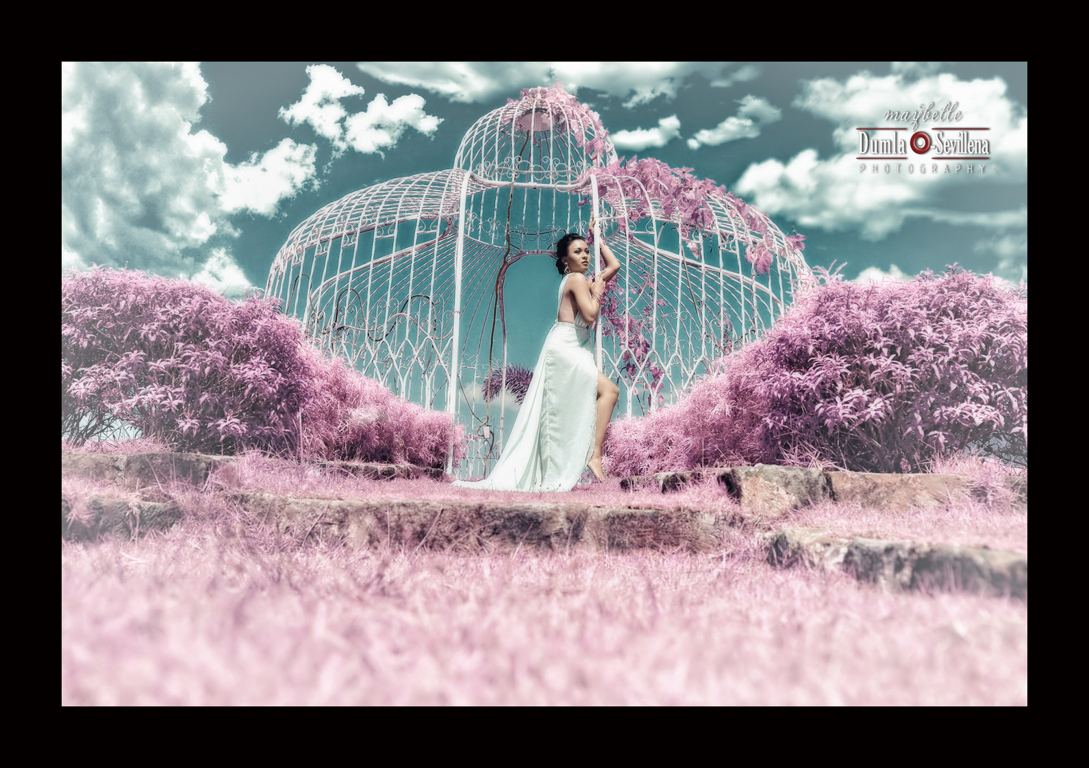 Photograph My Workflow: Pseudo IR by Maybelle Dumlao- Sevillena on 500px