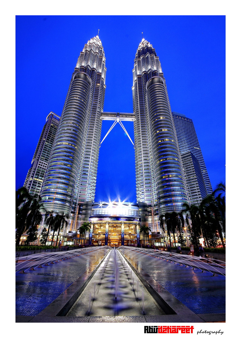 """Photograph  """"Blue Hour"""" by Mohd Shaharuddin Mohd Nawi on 500px"""