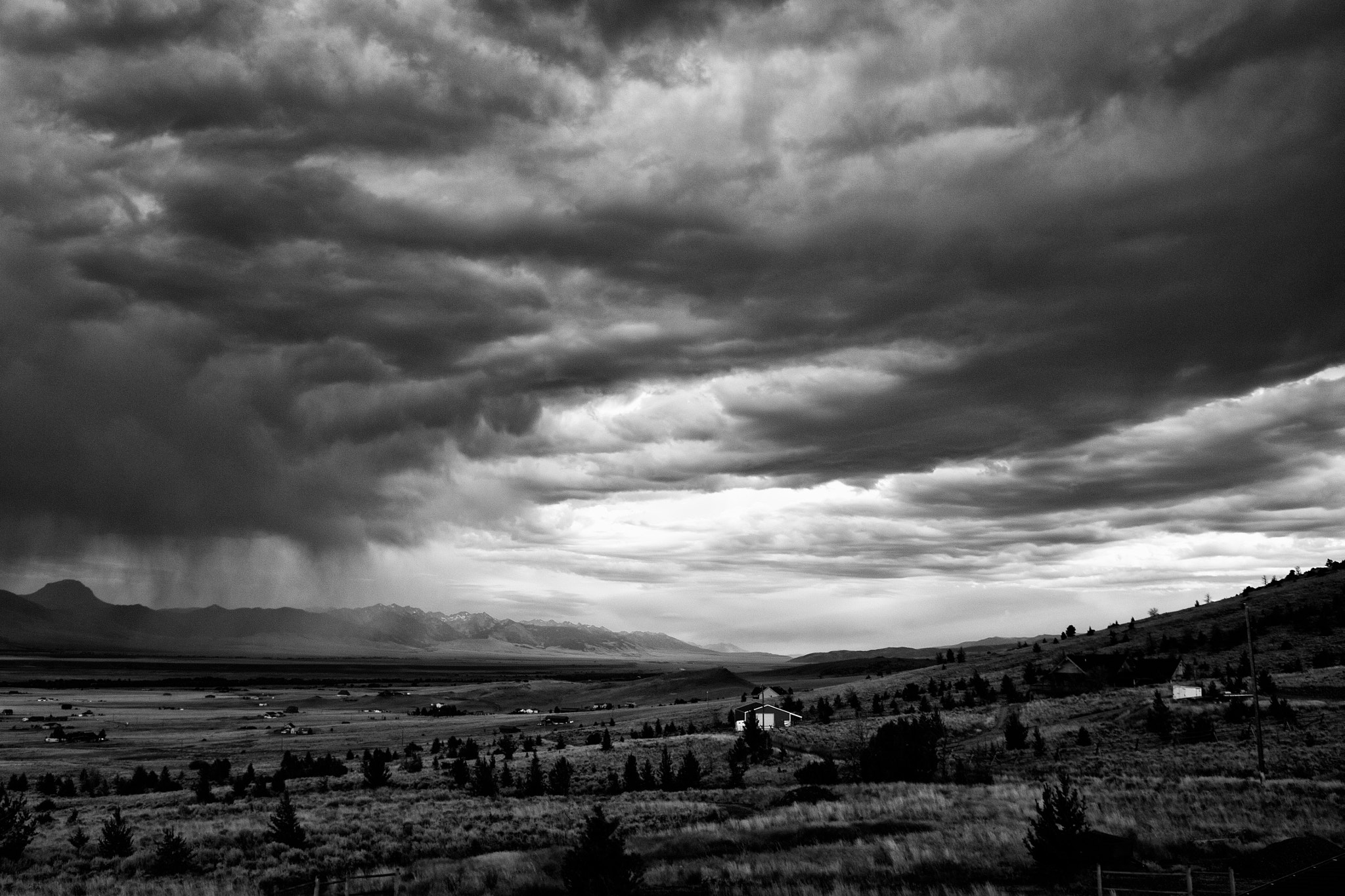 Photograph Storm's a brewin' by David Quinalty on 500px