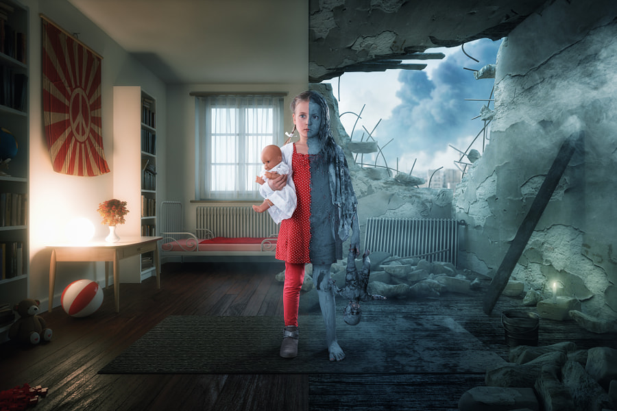 Children have no choice by John Wilhelm is a photoholic