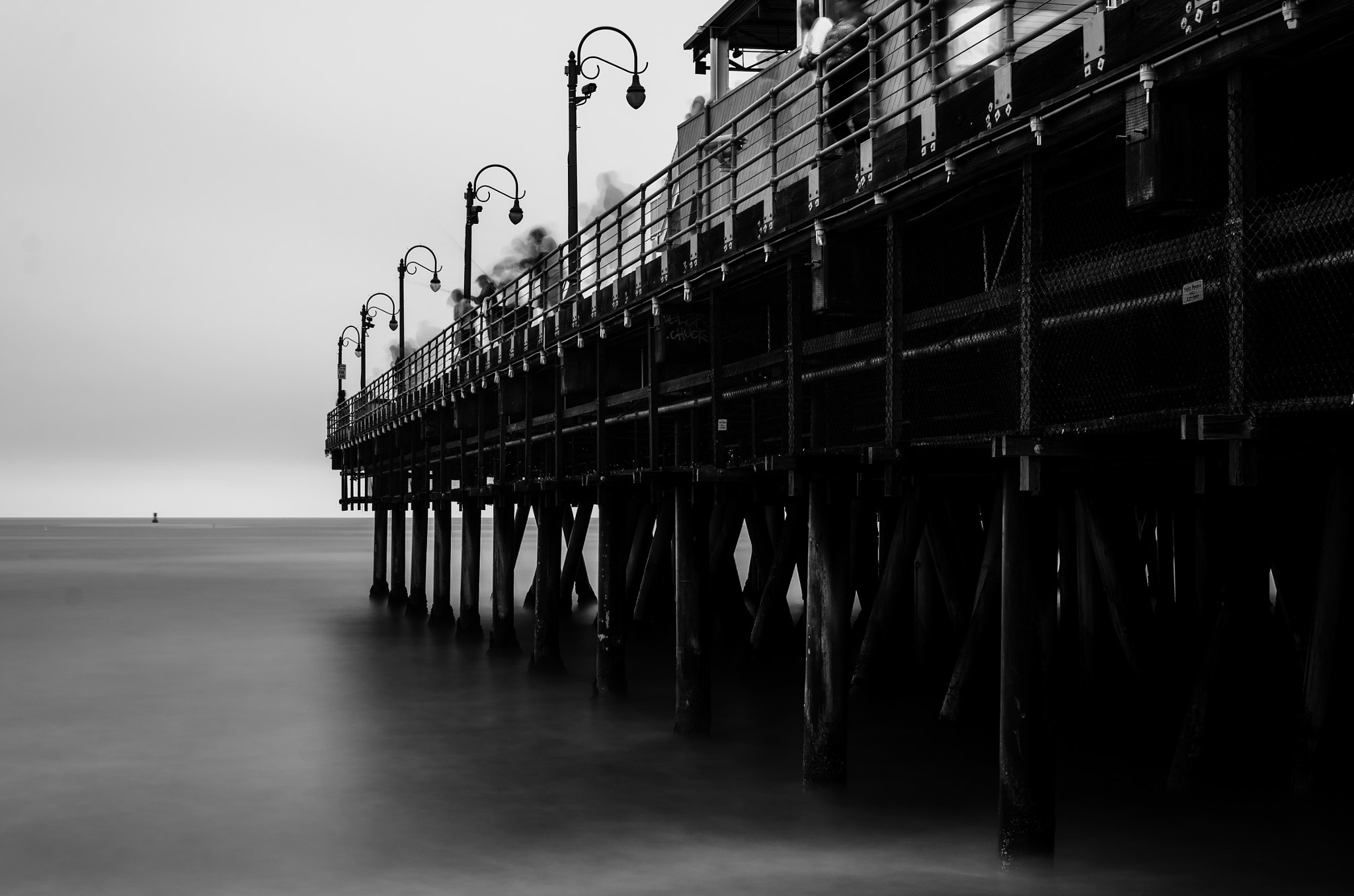 Photograph Pier by Jeffery Wang on 500px