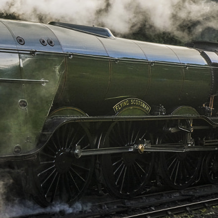 Flying Scotsman @ Bridgnorth