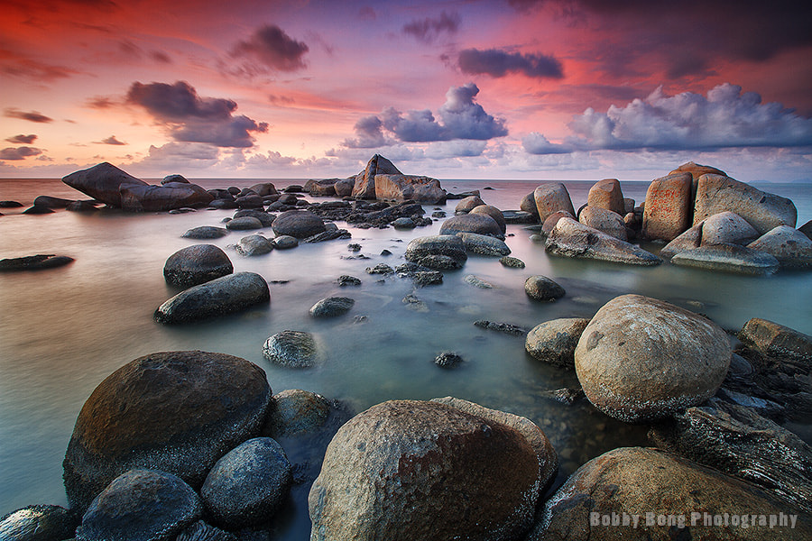 Photograph Samudra Rocks by Bobby Bong on 500px