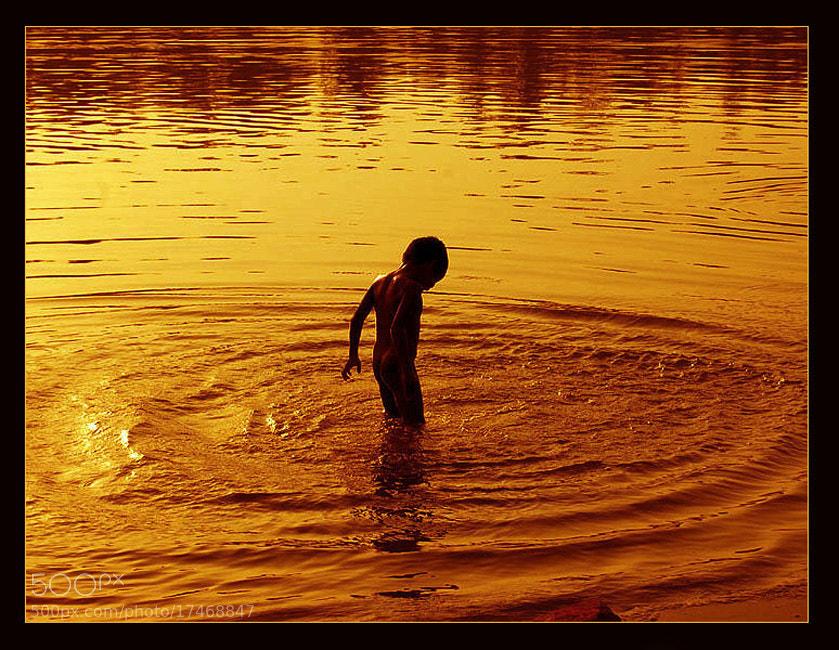 Photograph Golden past by Motiur Rahman on 500px