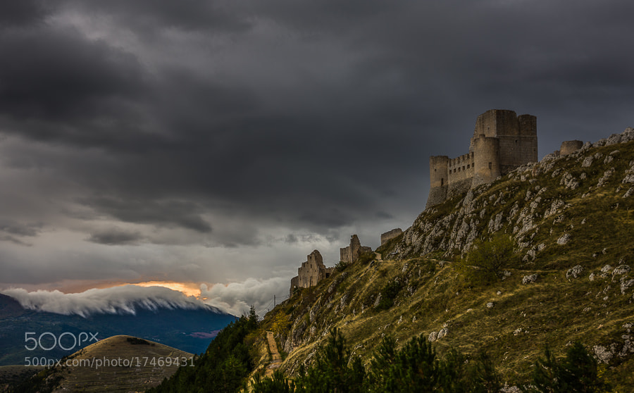"""<a href=""""http://www.hanskrusephotography.com/Workshops/Abruzzo-October-21-25-2013/24503441_s6drKM#!i=2196324363&k=cQjpW5k&lb=1&s=A"""">See a larger version here</a>  This photo was taken during a photo workshop in Abruzzo October 2012."""