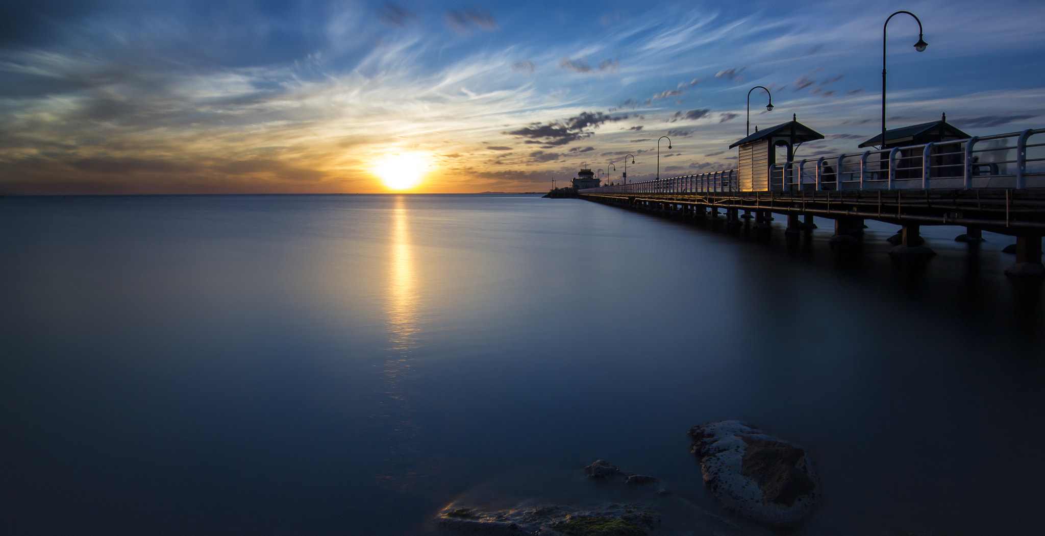 Photograph Summer at the Pier by Gavin Queit on 500px