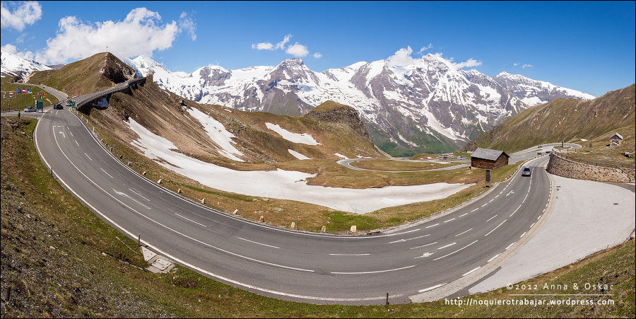 Photograph Grossglockner Panaroma View by anna_oskar on 500px