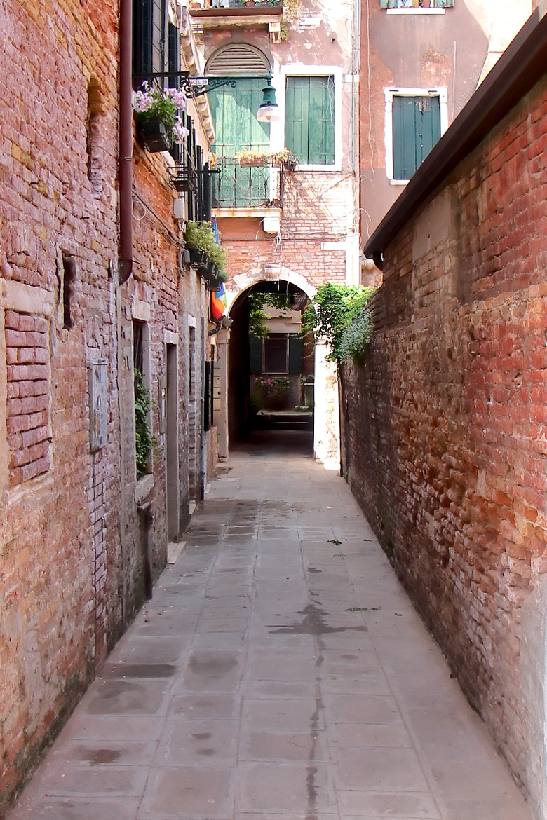 Photograph Venetian Alley by Christopher Hunt on 500px