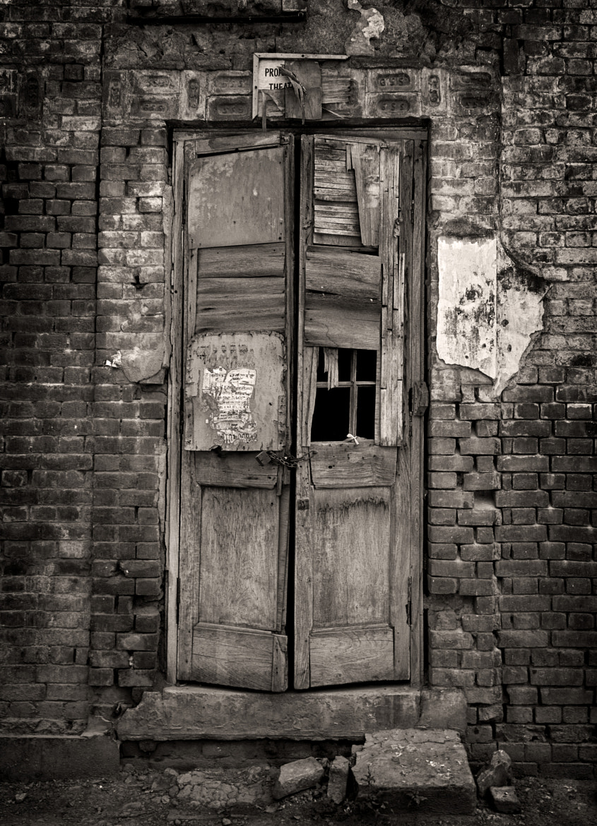 Photograph Locked & Abandoned by Kunal Khurana on 500px