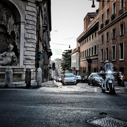 Roma last few hours, Canon EOS 550D, Canon EF-S10-22mm f/3.5-4.5 USM