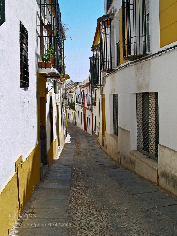 Photograph Calles de Córdoba 1 by José Covas on 500px