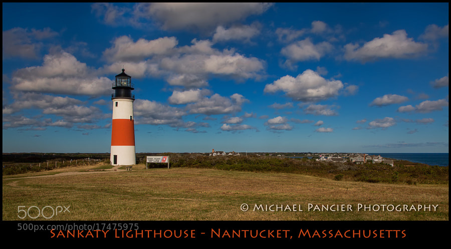 Nantucket Island - Cape Cod - New England, Fall 2012