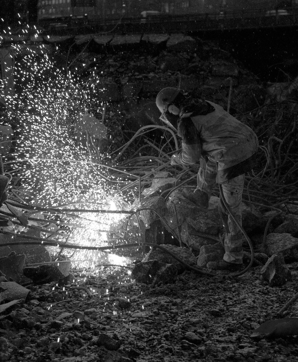 Photograph Metal worker by Carl Bretteville on 500px