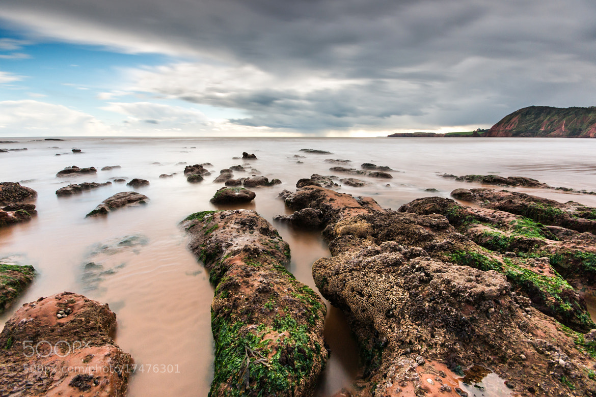Photograph Sidmouth Rocks by Piotr Halka on 500px