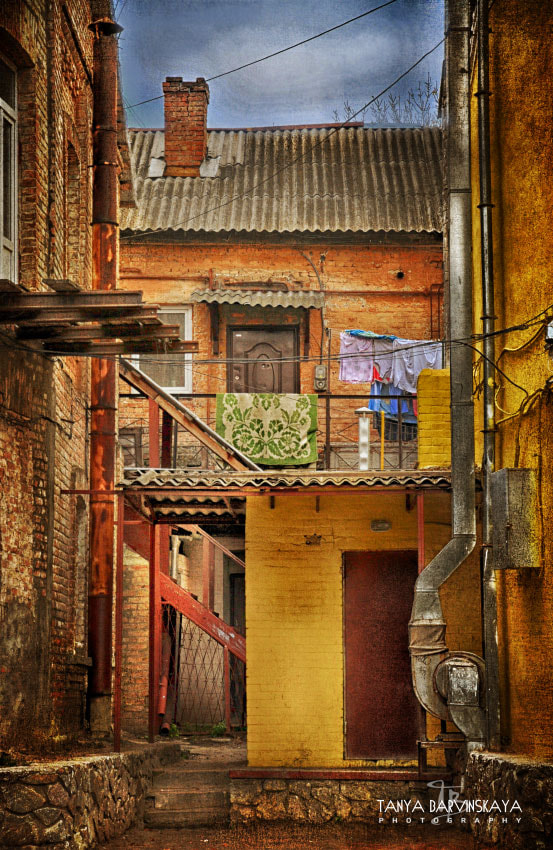 Photograph Nook of the past by Tanya Barvinskaya on 500px