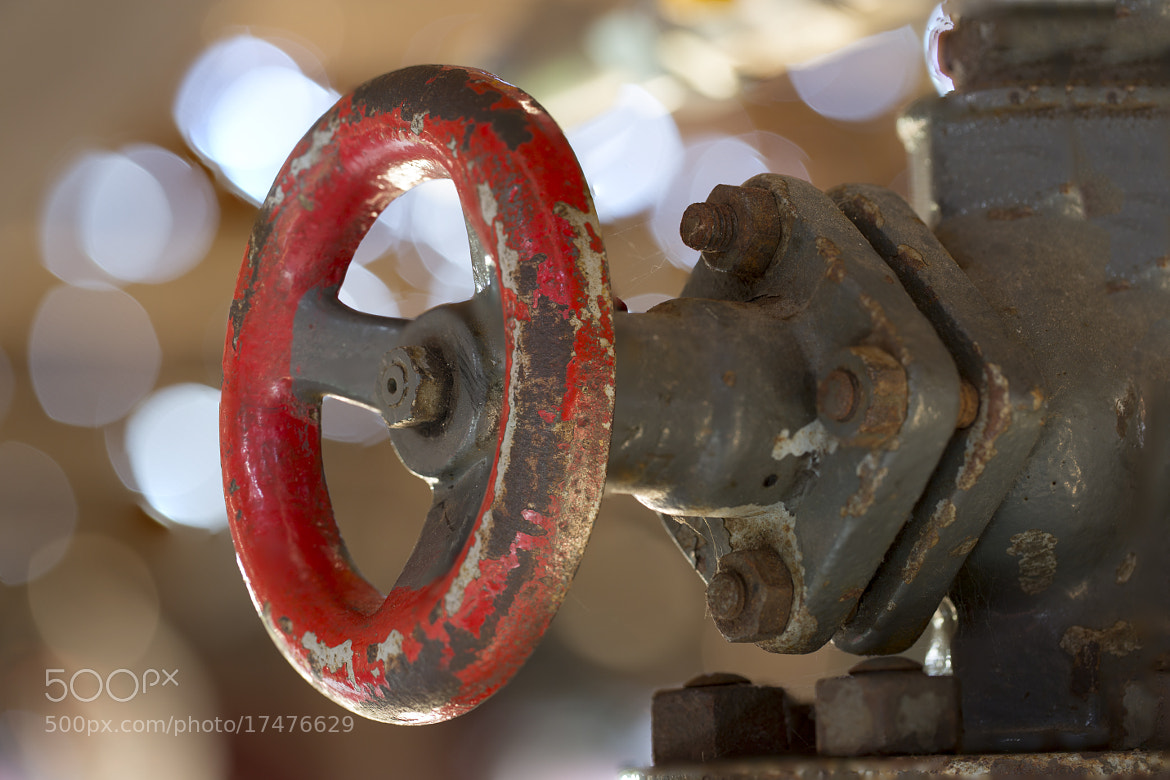 Photograph Valve in Bokeh by Jan Eggen on 500px