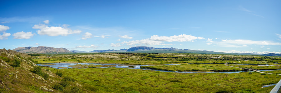 Þingvellir National Park by Antonello Franzil on 500px.com