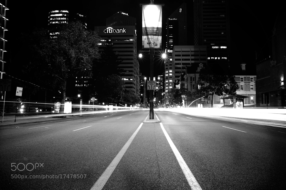 Photograph perth streets by Aleks Skipina on 500px