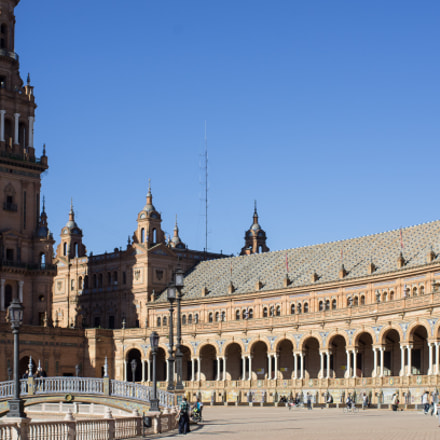 plaza de espana part.4, Pentax K-5, smc PENTAX-FA 35mm F2 AL