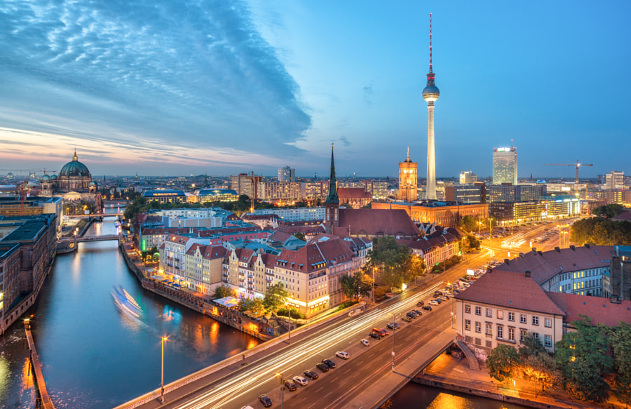 Classical view of Berlin