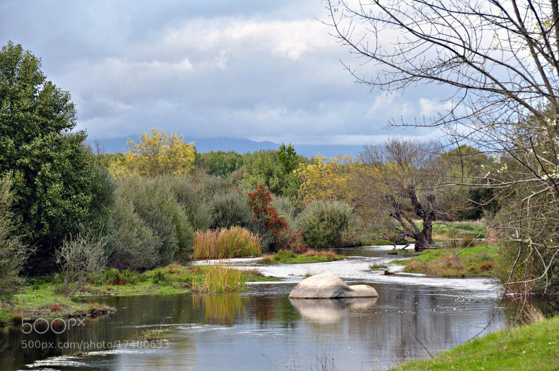 Photograph Otoño en el rio- 3 by Mercedes Salvador on 500px