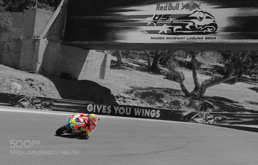 Photograph Valentino Rossi by Rocky Wr on 500px