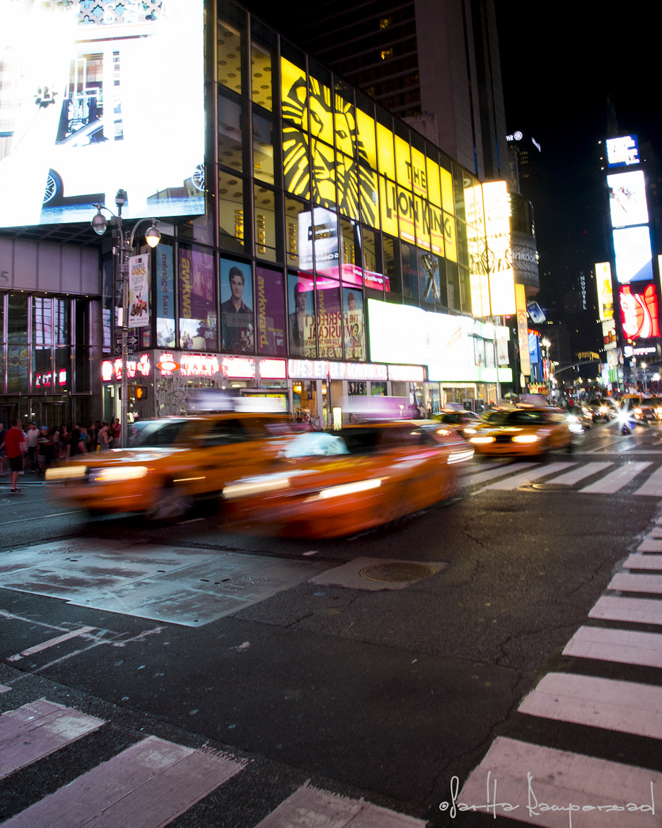 Photograph NYC Taxis by Sarita Rampersad on 500px