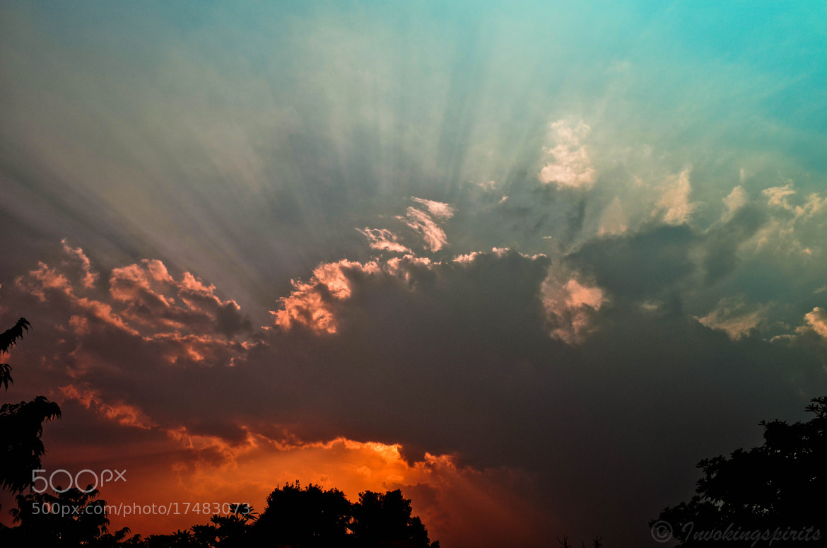 Photograph Colours of Sky by Tarun Sharma on 500px