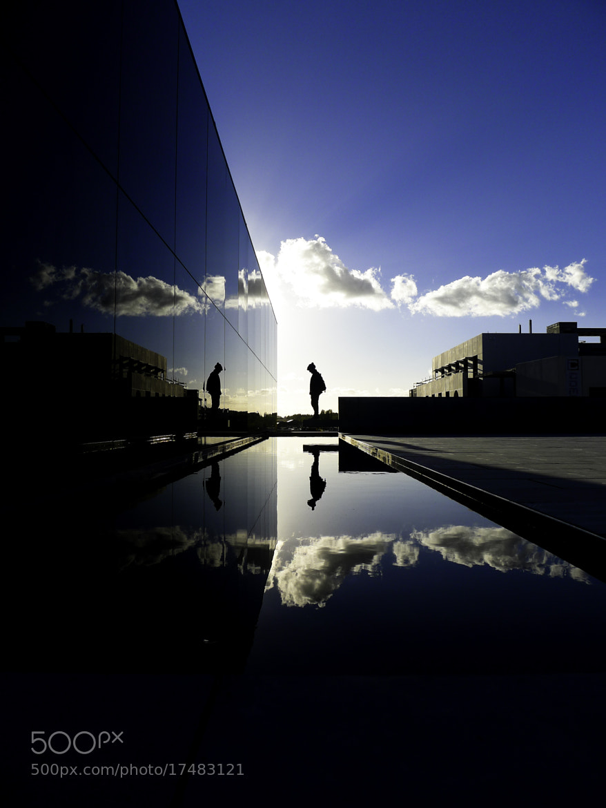 Photograph Reflection by André Medeiros on 500px