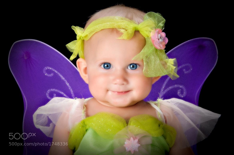Photograph Little Green Fairy by Jon Adams on 500px
