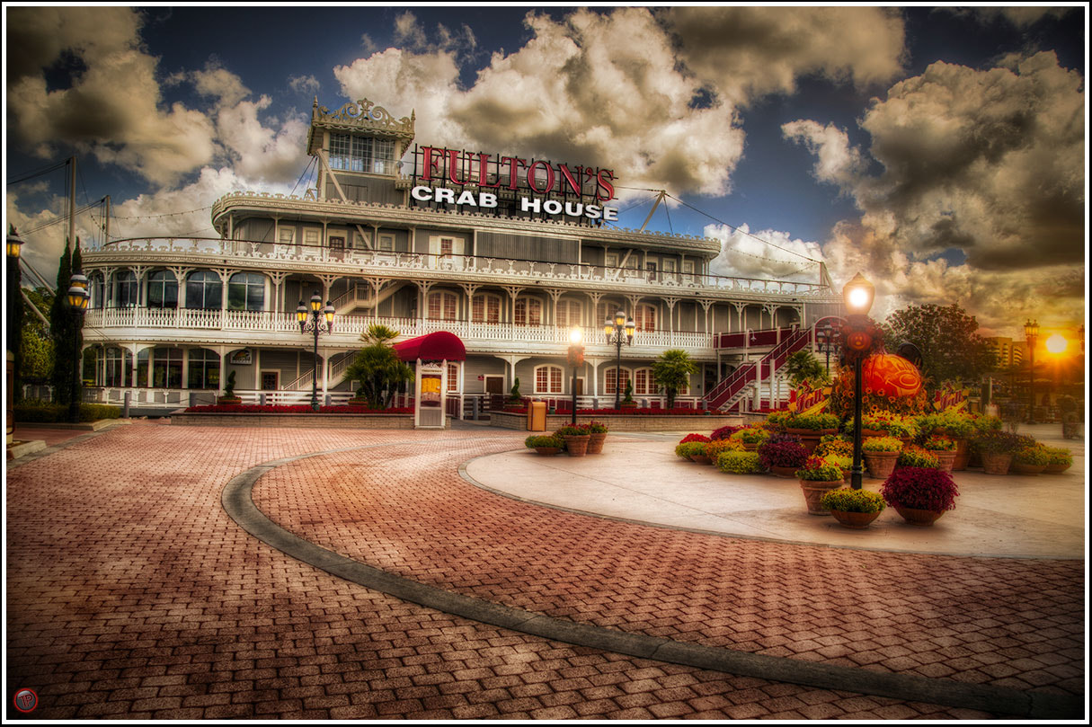 Photograph Fulton's Crab House. by Tim Pursall on 500px