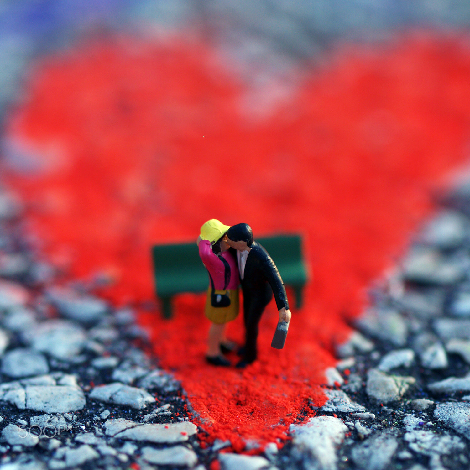Photograph Miniature love by Sandy Grimm on 500px