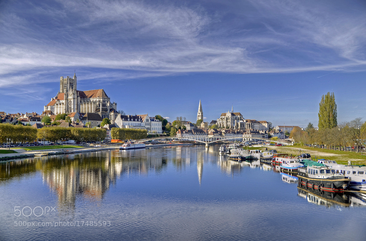 Photograph Auxerre by Rimbault Titouan on 500px