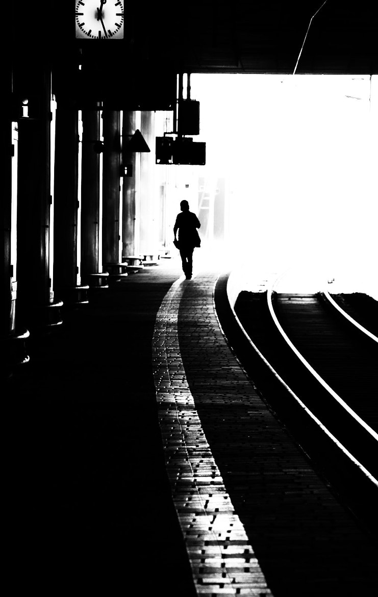Photograph train missed by Georgie Pauwels on 500px