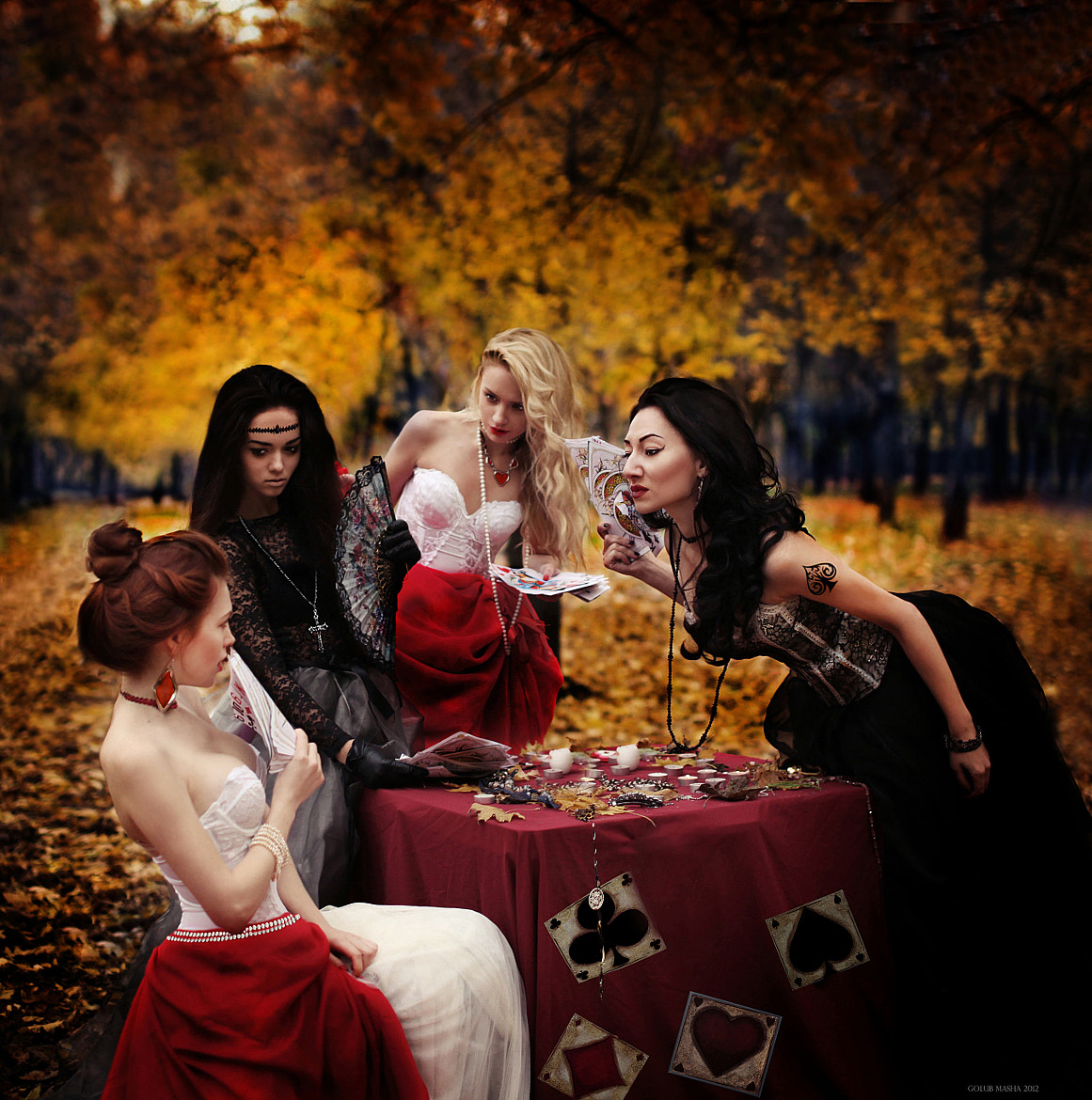 Photograph witches by Mariya Golub on 500px