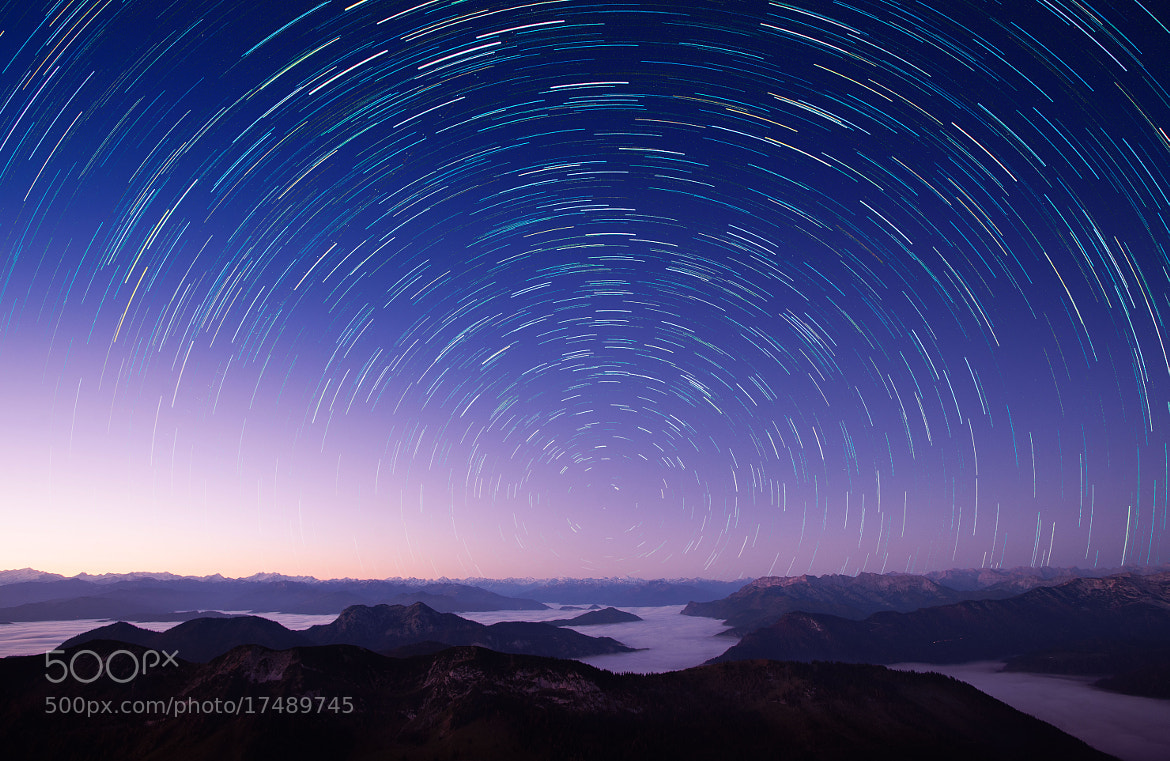 Photograph magical stars by Stefan Thaler on 500px