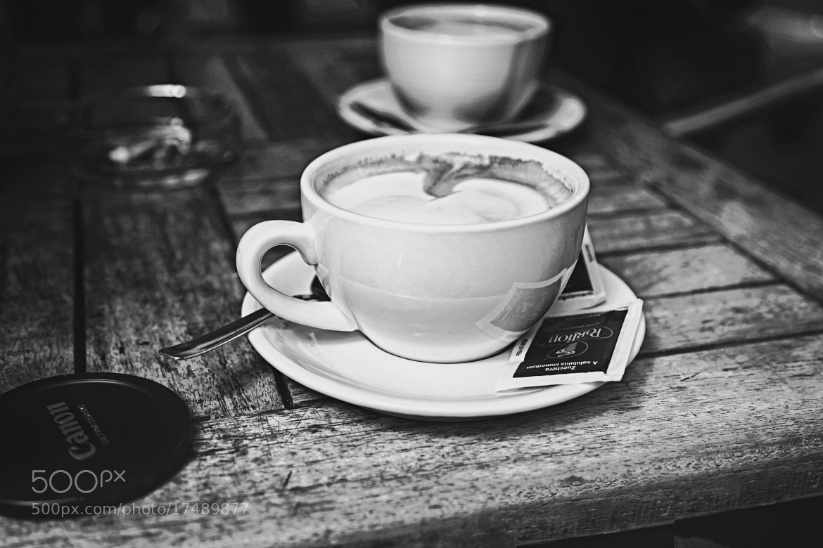 Photograph Coffe break by Tatyana Shagina on 500px