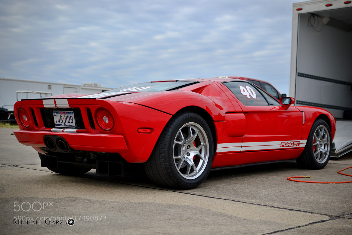 Photograph Ford GT by Ryan Garza on 500px