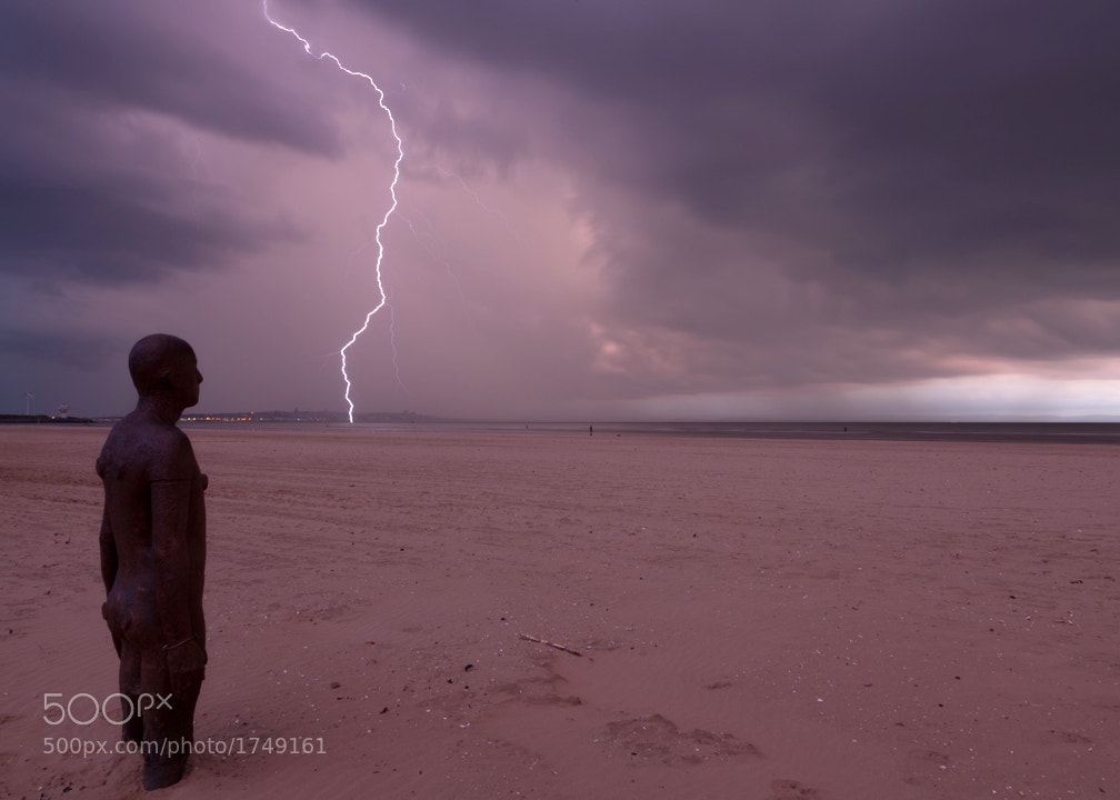 Photograph Storm over the Mersey by Paul Brown on 500px