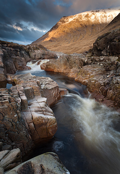 Photograph Glen Etive by Andy Tibbetts on 500px