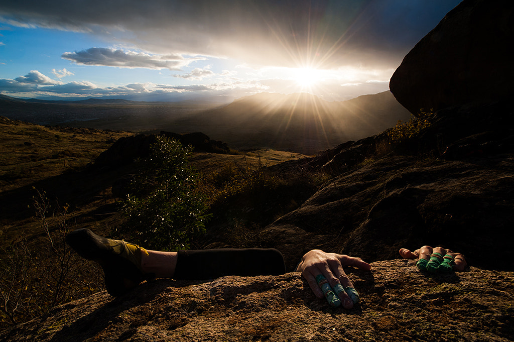 Photograph Bouldering in Prilep by Luka Tambača on 500px