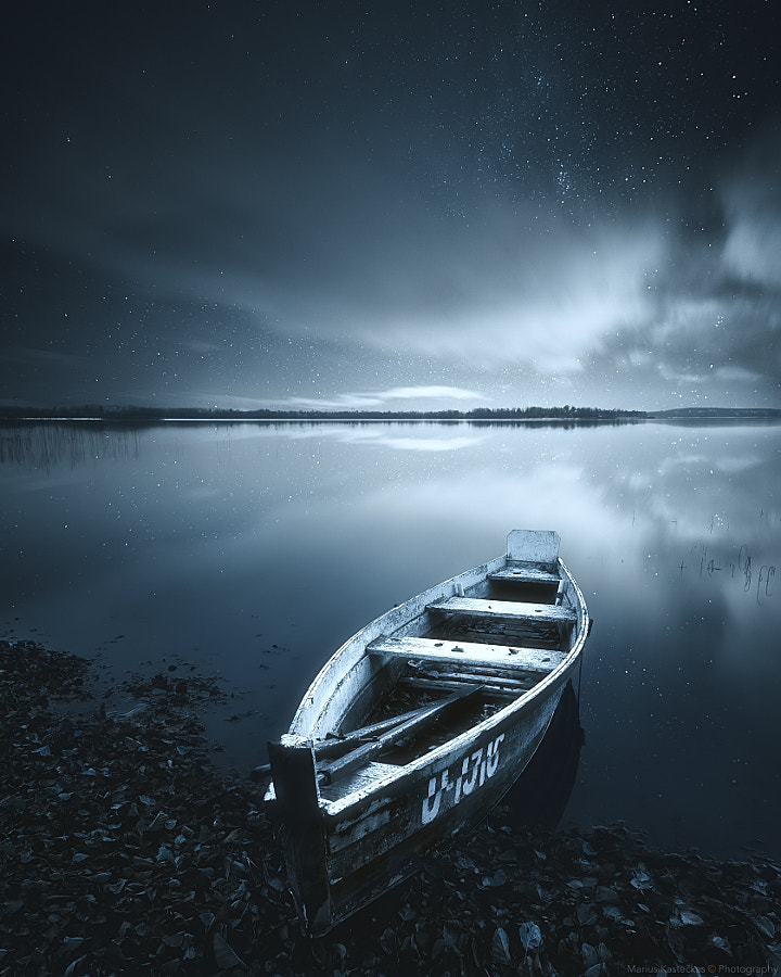 Lonely at Night by Marius Kasteckas on 500px.com
