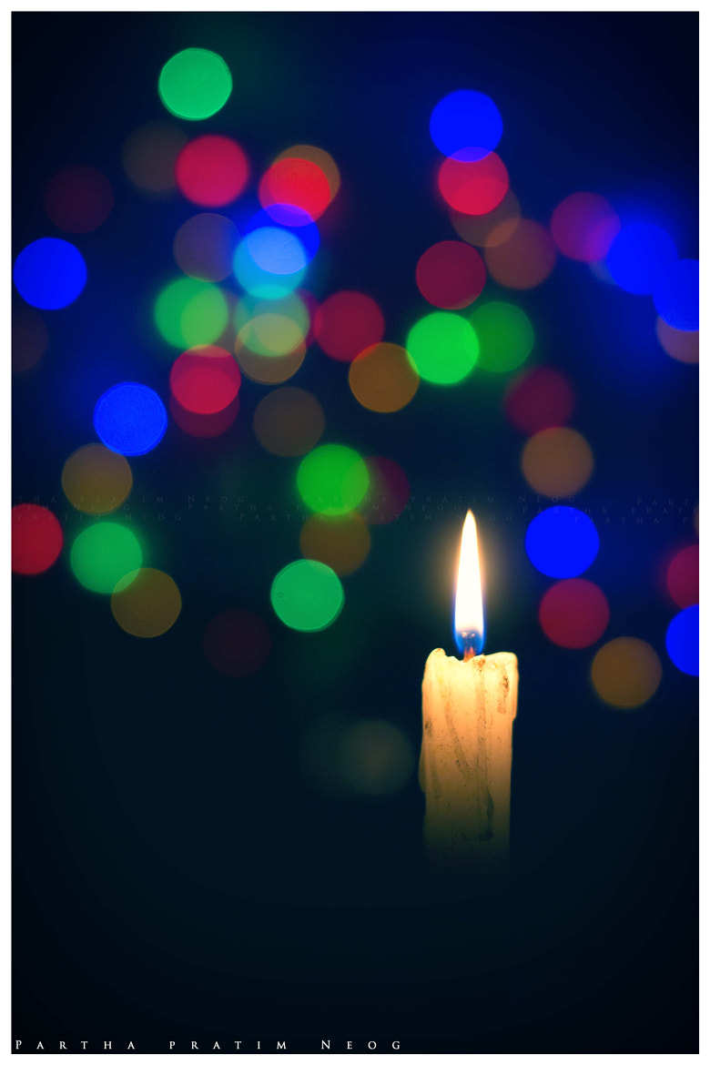 Photograph Bokehlicious Candle ...  by Parthapratim Neog on 500px