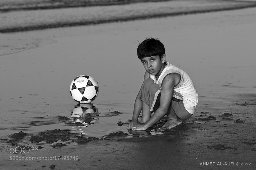 Photograph play alone  by AHMED AL-AUFI on 500px