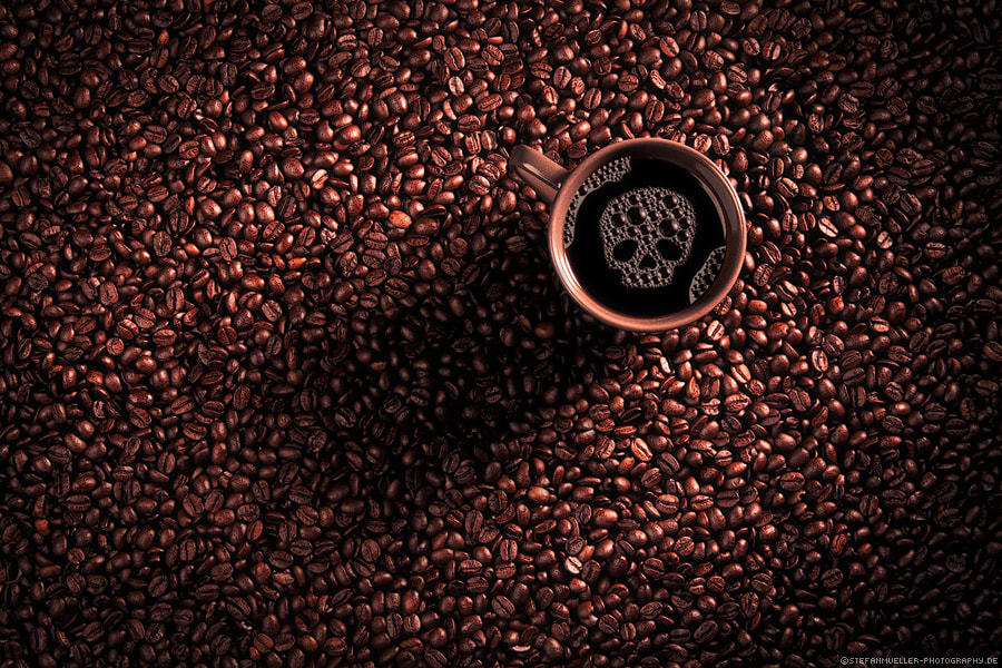 Photograph Coffee kills by Stefan Mueller on 500px