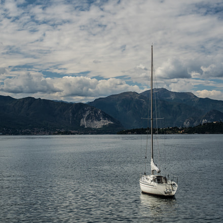 Sailboat, Sony ILCA-77M2, Tamron SP AF 17-50mm F2.8 XR Di II LD Aspherical [IF]