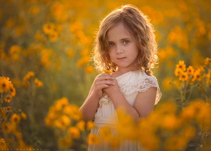 Josie by Lisa Holloway on 500px.com