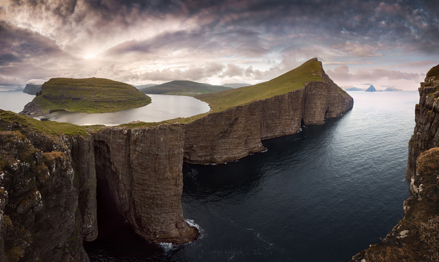 Faroese Fantasy by Janne Kahila on 500px.com